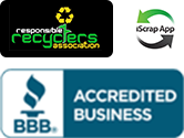 Accredited Business, Recyclers, Scrap App